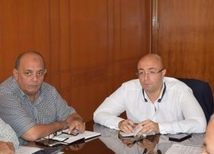 نائب المحافظ يتابع تطوير المستشفيات والوحدات الصحية ببورسعيد