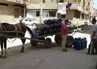 """""""شرطة التموين"""": ضبط 23 قضية أسطوانات بوتاجاز في حملات بالمحافظات"""