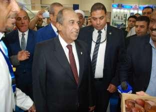 وزير الزراعة يوافق على إجراء توسعات بمدرسة العسقلاني في فارسكور