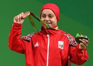 بطلة رفع الأثقال: سأفوز بذهبية أولمبياد طوكيو 2020