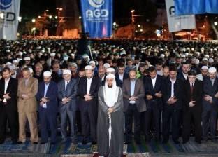 """في ذكرى فتح القسطنطينية.. الآلاف يؤدون صلاة الفجر بمسجد"""" آيا صوفيا"""" بإسطنبول"""