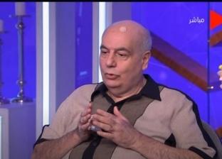 الأبياري: سمير غانم كان بيدي الممثل صاحب الإفيه الحلو 200 جنيه