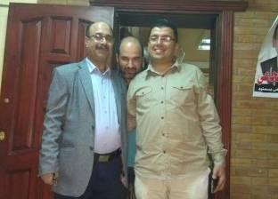 """فوز أبو ناسو بمقعد فوق السن في انتخابات التجديد النصفي بـ""""أسنان دمياط"""""""