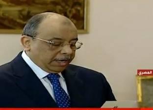 """محمود شعراوي.. """"حارس المنافذ"""" في مواجهة فساد المحليات"""