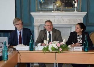 مدير المعهد السويدي: الإعلام يلعب أدوارا متعددة في خدمة المجتمع