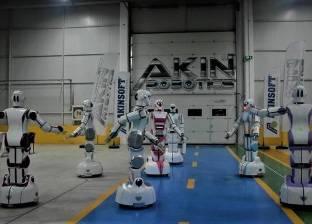 """ADA GH5"" روبوت يرقص ويؤدي المهام المنزلية"