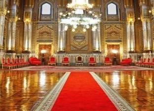 """""""الأعلى للآثار"""" عن زيارة 30 سفيرا قصر عابدين: انبهروا بروعة المبنى"""