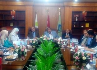 عادل حسن: الالتزام بضوابط الصرف الصناعي أحد أهداف التنمية المستدامة