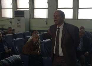 استبعاد رئيس لجنة وضبط حالة غش بامتحانات النقل في المنيا