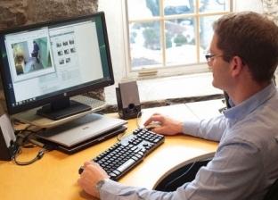 """لتجنب التعب والجفاف.. """"ارمش"""" مرارا أثناء العمل على """"الكمبيوتر"""""""