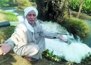 الحشائش والقمامة تهدر مياه «الترع والمصارف».. و«الرى»: نكثف الصيانة