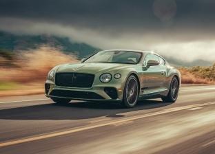 """بنتلي Continental GT V8 تحصد جائزة """"أفضل سيارة بريطانية الصنع"""""""