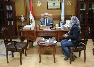 محافظ كفر الشيخ: مستمرون فى إغلاق السناتر غير المرخصة