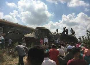"""وكيل """"تعليم كفرالشيخ"""" ينعى ضحايا قطاري الإسكندرية: تغمدهم الله برحمته"""