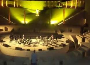 """غدا.. """"بيتنا الكبير"""" على المسرح الروماني في شرم الشيخ"""