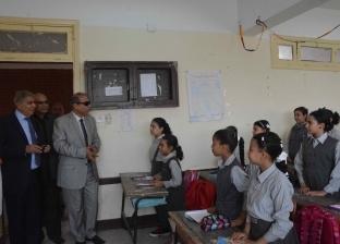 """محافظ المنيا يحيل مدير مدرسة بـ""""أبوقرقاص"""" للتحقيق بسبب إهماله"""