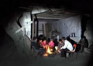 انقطاع التيار الكهربائى عن مدينتي الشيخ زويد ورفح بشكل تام