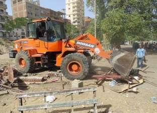 محافظة القاهرة: تنفيذ 1169 إزالة وتحرير محاضر ضد المخالفين