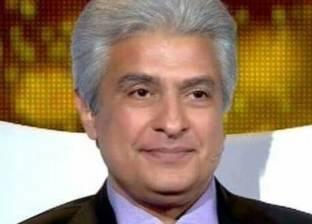 """وائل الإبراشي: عانينا من ضعف المسرح.. و""""خيبتنا"""" تستحق المشاهدة"""
