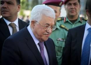 """""""الرئاسة الفلسطينية"""" تنفي تدهور حالة أبومازن الصحية.. وتؤكد: بحالة جيدة"""