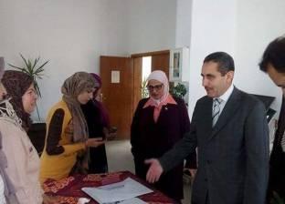 663 طالب وطالبة يتقدمون لانتخابات الاتحادات الطلابية بجامعة القناة