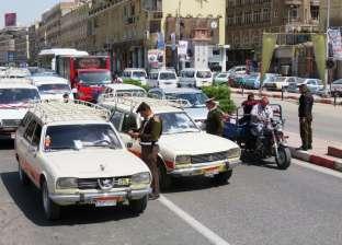 ضبط 5 حالات قيادة تحت تأثير المواد المخدرة في أسوان