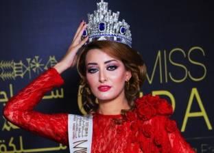 ملكة جمال العراق تثير جدلاً لزيارتها مدينة القدس