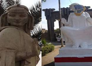 """النائب محمد فؤاد: تشويه تمثال """"الفلاحة المصرية"""" سببه """"سوء تواصل"""""""
