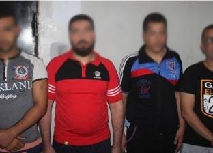 ضبط مرتكبي واقعة اختطاف نجل تاجر ملابس بالقليوبية
