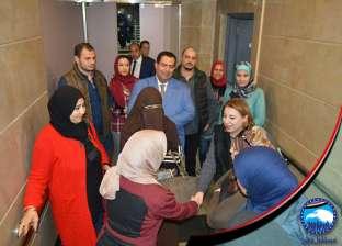 """أمانة المرأة بـ""""مستقبل وطن الجيزة"""" تنظم زيارة ميدانية لمستشفى بهية"""