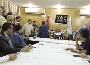 «المحرصاوى»: حريق «الحسين الجامعى» سببه ماس كهربائى