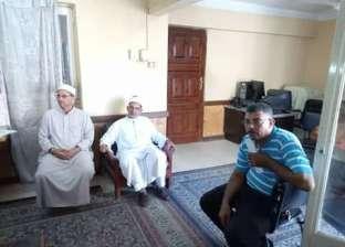منع سلفي من أداء خطبة الجمعة في مسجد بدمياط