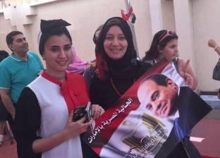 "بالصور| منها ""عرب عايزين ينتخبوا السيسي"".. 5 مشاهد تفردت بها انتخابات الخارج"