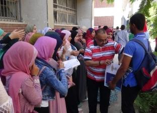 عرض فيلم تسجيلي في ختام فعاليات الكشف الطبي بجامعة المنيا