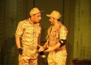 """غدا.. مسرحية """"أمر تكليف"""" على مسرح قصر ثقافة الأقصر"""