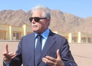 6.5 مليار جنية تكلفة تطوير شبكة الطرق الخارجية بمحافظة جنوب سيناء