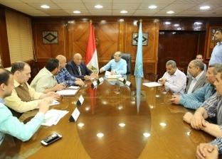 محافظ كفر الشيخ: تنفيذ الأحكام على المتأخرين في سداد مستحقات الدولة