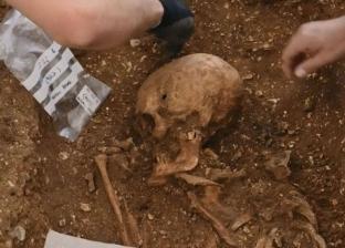 العثور على هيكل عظمي لمحارب من القرن الثالث قبل الميلاد