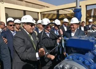 """""""الشويخ"""" عن مشروع البوتاجاز بسوهاج: """"ينتج 600 ألف أسطوانة"""""""