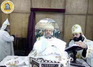 الأنبا مرقس: إمام مسجد حثَّ المسلمين على إخماد حريق كنيسة شبرا الخيمة