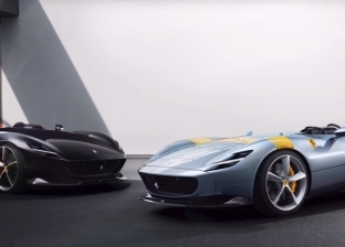 بالفيديو| فيراري تستعرض أسرع سيارة في العالم