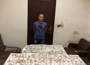 حبس عاطل 4 أيام سرق 500 ألف جنيه من شركة مقاولات في المحلة