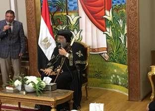 بطريرك الموارنة في لبنان يستقبل البابا تواضروس الثاني