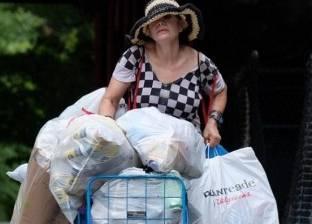 """سيدة تمتلك ثروة 8 ملايين دولار من """"جمع القمامة"""""""