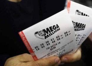 رقم لا يصدق.. بطاقة يانصيب تفوز بأضخم مبلغ بتاريخ أمريكا