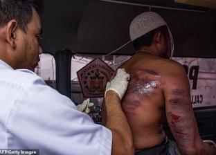 """أجانب يطالبون بتطبيق """"حد الجلد"""" في بلادهم: """"يقلل من معدل الجريمة"""""""