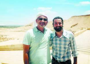 أحمد حاتم: «الكنز» يلقى الضوء على سطوة رجال الدين فى العصور المختلفة