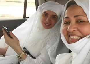 """ريهام سعيد تساند الراقصة دينا بعد أداء العمرة: """"ارحموا الناس"""""""