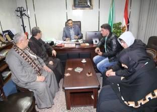 محافظة المنوفية تنظم اللقاء الأسبوعي لبحث شكاوى المواطنين