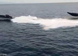 الشرطة الإسبانية تطارد عصابة تهريب مخدرات في عرض البحر